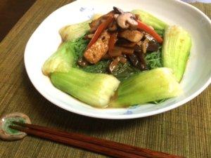 画像2: 生ほうれん草入り こんにゃく翡翠(ひすい)麺