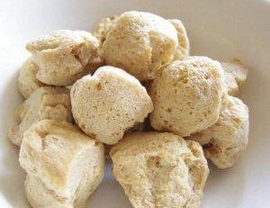 画像1: 乾燥大豆たんぱく <ブロック>