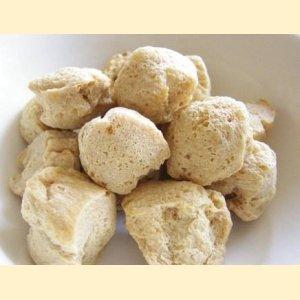 画像: 乾燥大豆たんぱく <ブロック>