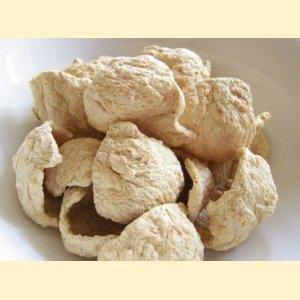 画像: 乾燥大豆たんぱく <スライス>